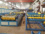 三本科技全自动风管生产U型五线
