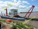 出口抽沙船价格,国外加工抽沙船价格是多少
