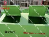 供应勾壁式垃圾箱-移动式垃圾箱-户外环保垃圾箱