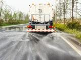 无锡新区洒水车出租,高压清洗路面