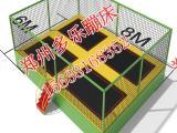 多乐DL-SW-885室内组合蹦床公园投资好项目快速赚钱