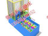 多乐DL-ZF-8011组合式大型蹦床游乐设施设计定制