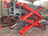 河南德隆供应500A型地理式垃圾压缩机(户外型)