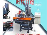 连接板钢板冲孔加工设备 时代百超数控液压冲孔机厂家直销