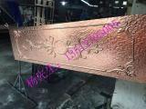艺术屏风隔断 各种工艺铝板雕花屏风浮雕壁画批发厂家