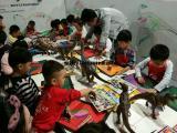 重庆创意绘画培训、华宇金沙时代专业少儿一对一创意绘画培训