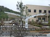 上海燕雨专业供应自行车停车棚(走道遮阳棚)钢结构停车棚维修