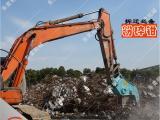 粉碎钳-挖掘机拆迁专用 混凝土破碎