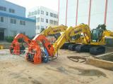 振动打桩机-挖掘机打钢板桩专用