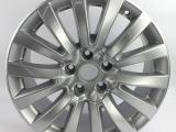 原装进口17寸二手大众辉腾轮毂汽车铝合金拆车钢圈