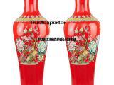 定制陶瓷花瓶厂 定制陶瓷花瓶工艺品