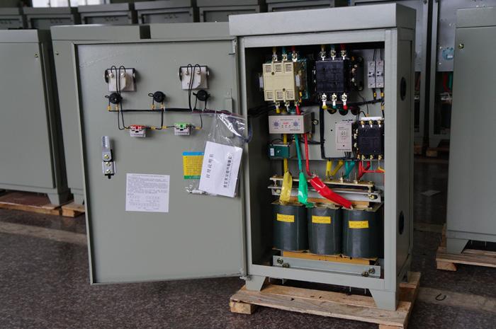 配电柜 03  锦泰恒控制柜厂家自耦降压控制柜价格     自耦降压启动