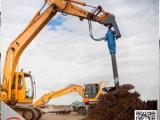 螺旋钻机-挖掘机改装钻孔机 旋挖钻