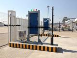通道式车辆放射性监测系统