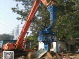 挖掘机震动打桩锤-钢板桩专用打桩机生产厂家