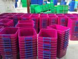 整理箱式塑料餐具箱,塑料洁具箱