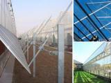 温室大棚顶开窗系统侧翻窗设计