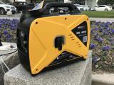原装进口2kw静音汽油发电机便携式车载发电机电话