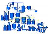 电解铝阳极废料分选设备|塑料锂电池处理设备