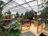 生态餐厅温室大棚建造价格