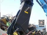 挖掘机鹰嘴液压剪,移动钢筋剪,废钢剪切机