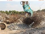 挖掘机液压钳-混凝土粉碎夹子