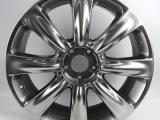 20寸英菲尼迪fx35二手正品轮毂原装拆车钢圈汽车胎铃