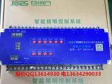 现货TSSD-1016C广场智能照明控制器开关量模块