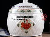 定做陶瓷储物罐子  定做陶瓷罐子
