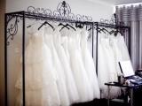 特价服装架 高档影楼婚纱展示架 婚纱店货架落地旗袍礼服挂衣架
