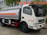 东风加油车 小型加油车 5吨油罐车 油罐车厂家