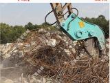 粉碎钳,钩机安装混凝土破碎器,液压钳生产厂家