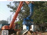 打桩机,挖机改装打桩锤,振动锤生产厂家
