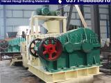 型煤生产线 钢渣压球机 压球设备电机 河南宏基建材