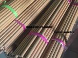 供应复合木圆棒 拖把杆木圆棒加工 桉木木棒批发 荷木木棒厂家