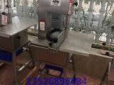 郑州立式不锈钢切猪排骨机使用细节 猪脚切块机价格