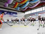 仿真冰场与冰壶赛道建设生产一体化