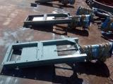 插板阀厂家供应电动插板阀价格低质量好