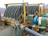 含铁矿尾矿回收机昆明滇重矿机铁尾矿渣磁选机永磁盘回收率高