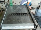 不锈钢链板输送机宁津厂家 输送量大的链板输送机