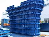 祁门墩身模板  桥梁模板  钢模板  定型钢模板