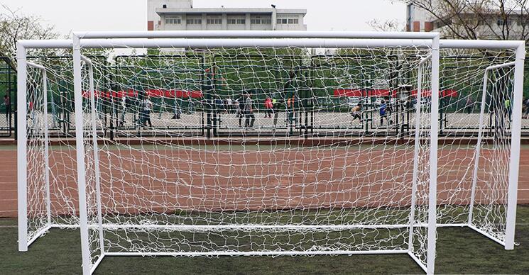 7人制足球门供应厂家,7人制足球门合格出库高温喷塑