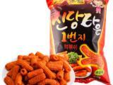 进口韩国休闲食品报关怎么操作
