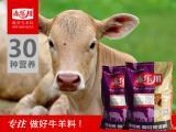 西杂牛犊饲料