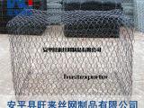 石笼网挡土墙 抗腐蚀石笼网 卧式石笼网