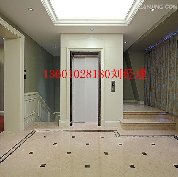 别墅私人电梯住宅别墅家用电梯安装电梯什么是图片