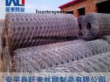 铅丝石笼防洪 铅丝石笼护垫   格宾网生态