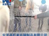 护脚铅丝石笼 钢丝铅丝石笼  格宾网加工