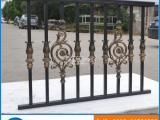 铝合金别墅露台栏杆 高档户外楼梯扶手弗兰干定制