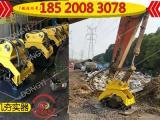 挖机土方工程回填土压实机械-【振动夯实机】